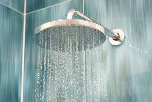 Deszczownica – nowoczesna łazienka