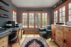 Kredyt na dom z wydzielonym biurem