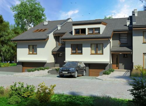 nowe domy goplan Lublin