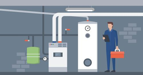 Pompa ciepła w domu